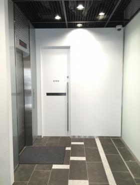 東京石灰工業(株)東石ビルの内装