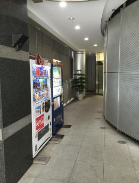 フォレスト秋葉原(旧東京都市開発岩本町)ビルの内装