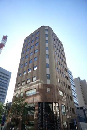 銀座香蘭社ビルの外観写真