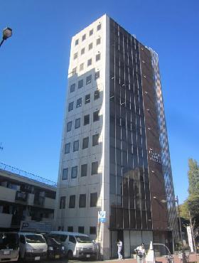 FLOOR AND WALLS中野坂上ビルの外観写真