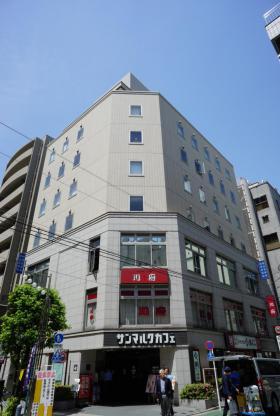 神保町須賀ビルの外観写真