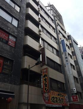 日宝神田イースト(旧:K・Kビルの外観写真
