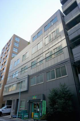 日本橋堀留ビルの外観写真
