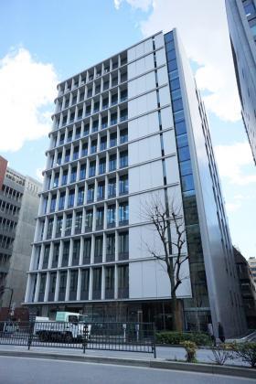 銀泉新橋第2ビルの外観写真