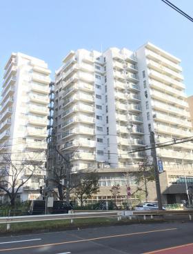 ニューライフ西早稲田ビルの外観写真