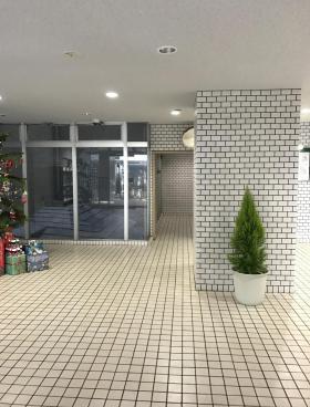 ニューライフ西早稲田ビルの内装