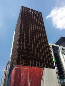 大倉本館(オオクラハウス)ビルの外観写真