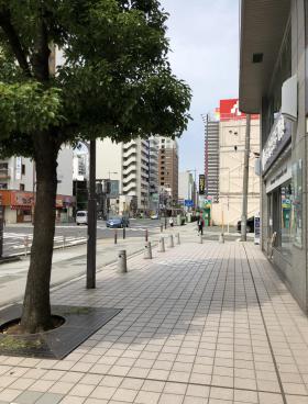 曙町新井ビルの内装