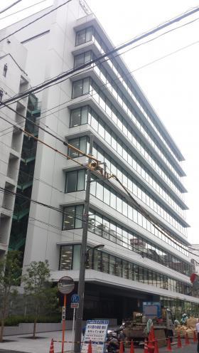 東光電気工事ビルの外観写真