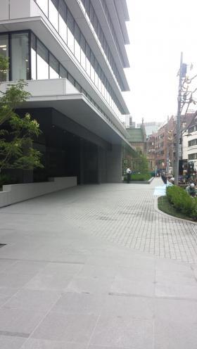 東光電気工事ビルの内装