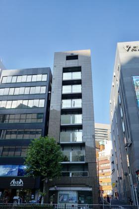 栄信ビルの外観写真