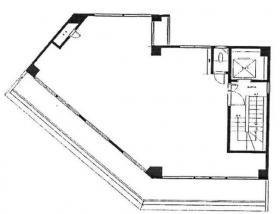 リョーインビル:基準階図面