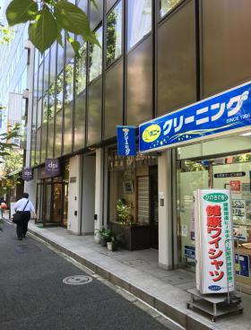 新神田ビルの内装