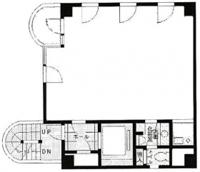 Barbizon45:基準階図面