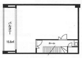 マリンブルースタジオビル:基準階図面