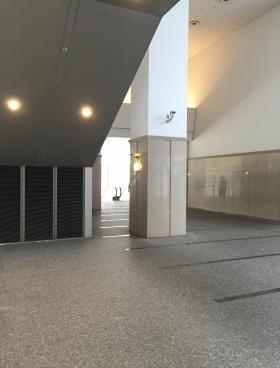 晴海アイランドトリトンスクエアオフィスタワーWの内装