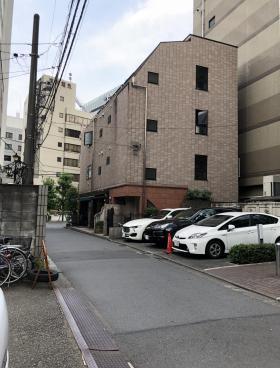 恵比寿鈴木ビルの内装