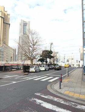 横浜相生町ビルの内装