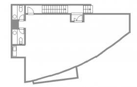 青葉台スタジオ:基準階図面