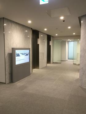 ネクストサイト渋谷ビルの内装