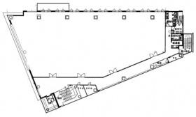 Sumビル:基準階図面