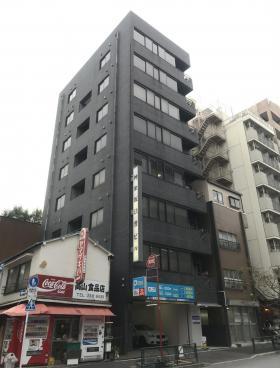 神楽坂法曹ビルの外観写真