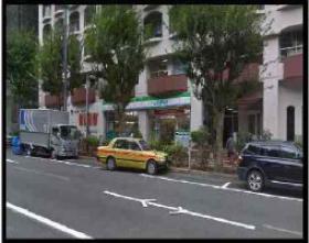 パークグレース新宿の外観写真