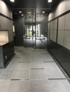 共和15番館ビルの内装