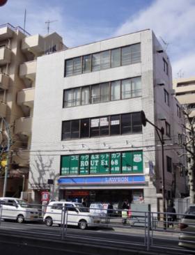 早稲田オアシスビルの外観写真
