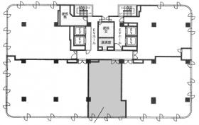 ストークタワー大通り公園Ⅲ:基準階図面