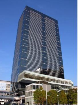 エキスパートオフィス品川ビルの外観写真