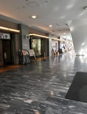 エキスパートオフィス品川ビルの内装