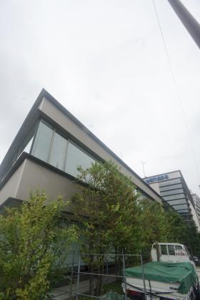 ヤマダコーポレーションビルの内装