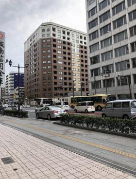 三共横浜ビル(旧明治安田生命ラジオ日本の内装