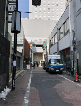 仮称)道玄坂一丁目駅前計画 (東急プラザ建替え)ビルの内装