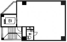 トナカイ神田タワービル:基準階図面