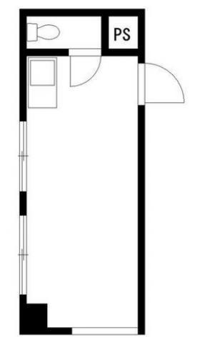 第2得丸ビル:基準階図面