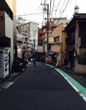 アントレオフィス渋谷の内装