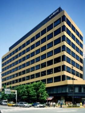 レンタルオフィス虎ノ門40MTビルセンターの外観写真