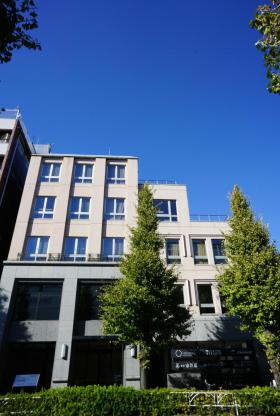 株式会社オー・アール・ディー原宿ビルの外観写真