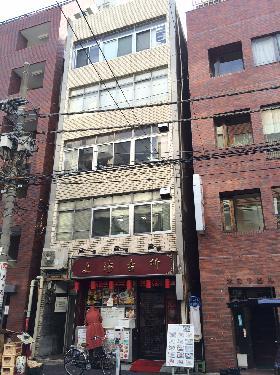 神田司町ビルの外観写真