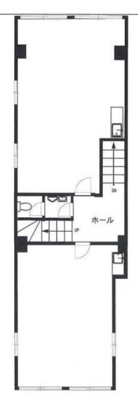 神田司町ビル:基準階図面