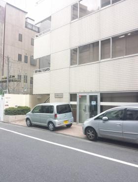 日本橋NSビルのエントランス