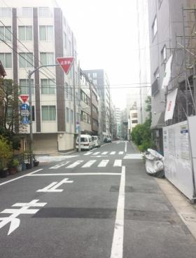 日本橋NSビルの内装