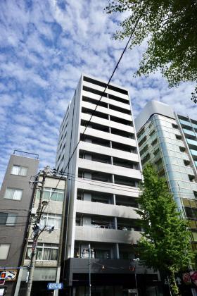 ルジェンテ千代田神保町ビルの外観写真