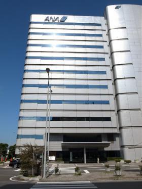 ユーティリティセンタービルの外観写真