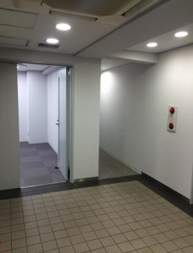 仮)内神田3丁目一棟貸のエントランス