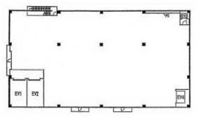 TUG-Ⅲビル:基準階図面