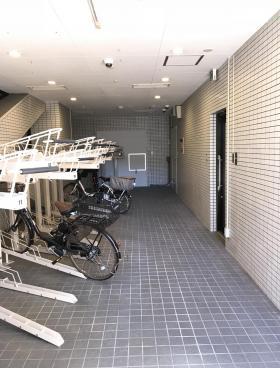 K高輪ビルの内装