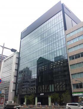 PMO日本橋江戸通ビルの外観写真